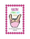 Easter Critters and Clocks