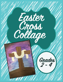 Easter Cross Collage