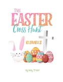Easter Cross Hunt Hiding Activity and Scripture Cards