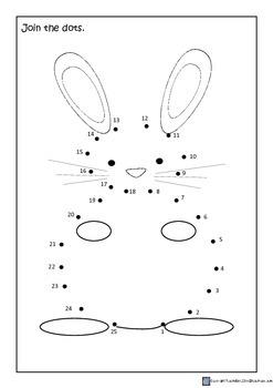 Easter Crosswords, Word Find, Puzzles, Craft  &  Activities Preschool, K & 1
