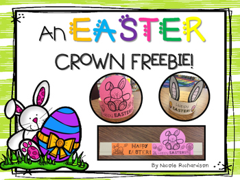 Easter Crown ~ FREEBIE!