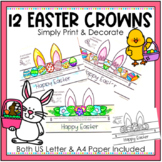 Easter Crowns - An Easter Activity and Craft
