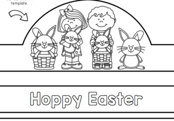 Easter Crowns - A Fun Easter Craft and Activity