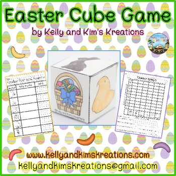 Easter Cube Game