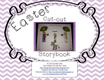 Easter Cut-Out Storybook