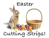 Easter Cutting Strips