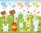 Easter Day Clipart Easter egg bunny Easter clipart rabbit