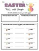 Easter Day Roll and Graph Activity