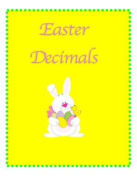 Easter Decimals