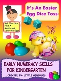 Kindergarten Easter Math Games