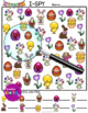 Easter Differentiated Worksheets and Activities