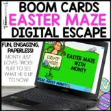 Easter Digital Escape Activity using Boom Cards