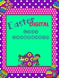 Easter Digital Math Centers