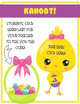 Easter - Digital Notebook