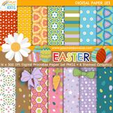 Easter Digital Paper