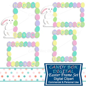 Easter Digital Picture Frames
