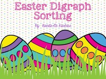 Easter Digraph Sort