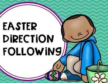 Easter Direction Following