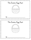 Easter Directional Words Printable Book K.G.1