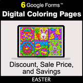 Easter: Discount, Sale Price, Savings - Google Forms   Dig