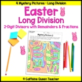 Easter Long Division Activities