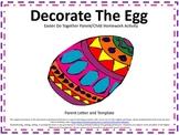Easter Do Together Parent/Child Homework Activity