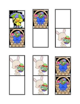 Easter Dominoes