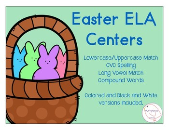Easter ELA Centers