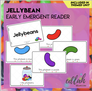 Easter Early Emergent Reader