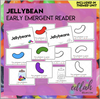 Easter Early Emergent Reader - BUNDLE