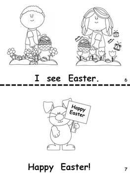 Easter Easy Reader
