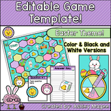 Easter Editable Game Template