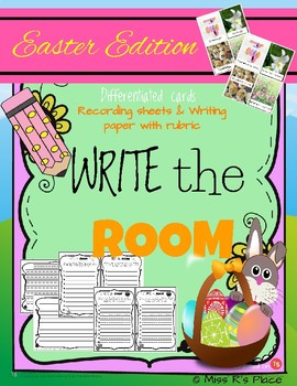 Easter Edition Write the Room