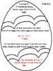 Easter Egg 4th Grade Common Core Open Ended Assessment Tas