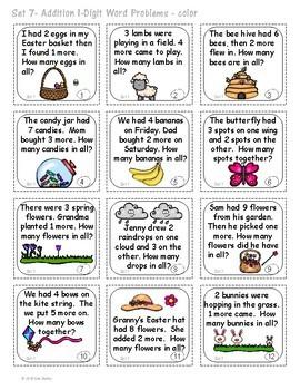 Easter Egg ADDITION Cards