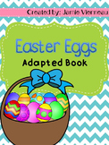 Easter Egg Adapted Book