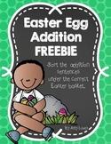 Easter Egg Addition FREEBIE
