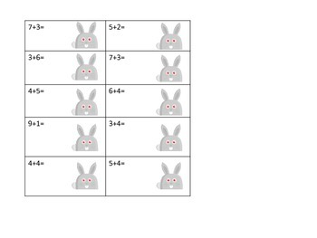 Easter Egg Addition Matchup
