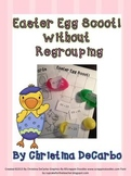 Easter Egg Addition Scoot! {Without Regrouping} Freebie