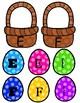 Easter Egg Alphabet File Folder Game