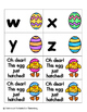 Easter Egg Alphabet! Letter and Sound Recognition Game