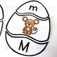 Easter Egg Alphabet Matching 3 Pieces