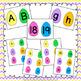 Easter Egg Alphabet & Number Cards