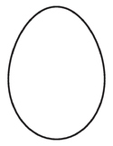 Easter Egg Art Coloring Pages