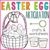 Articulation Easter Craft