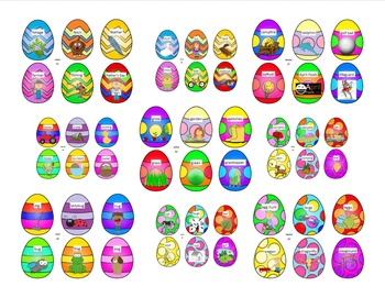 Easter Egg Articulation [FREEBIE]