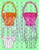 Easter Egg Baskets
