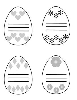 Easter Egg Book Challenge