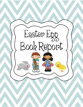 Easter Egg Book Report