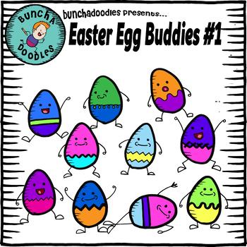 Easter Egg Buddies #1